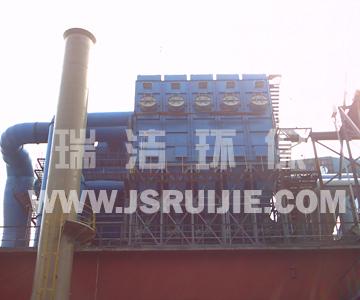 RQM(M)系列煤磨袋式防爆除尘器