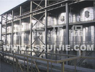 RGMC型高炉煤气脉冲袋式除尘器
